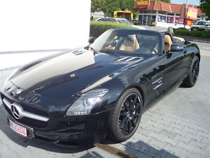 Mercedes-Benz SLS AMG Roadster AMG Speedshift