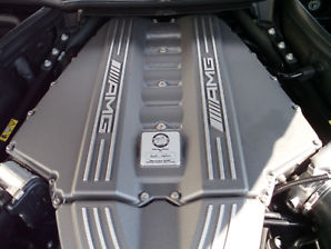 Mercedes-Benz SLS AMG Roadster AMG Speedshift