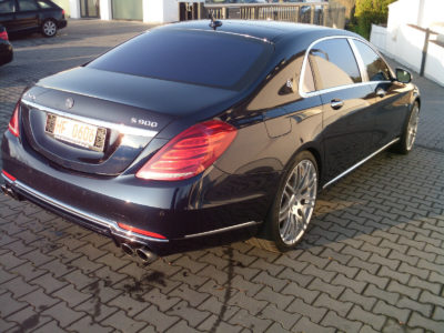 MAYBACH – Brabus S900 Rocket – Full Loaded (Ex Promi)