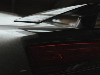 Audi R8 V10+ Coupé