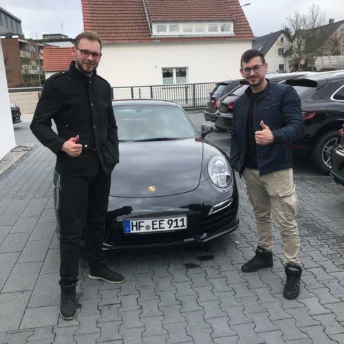 Eduard und Eugen Maier
