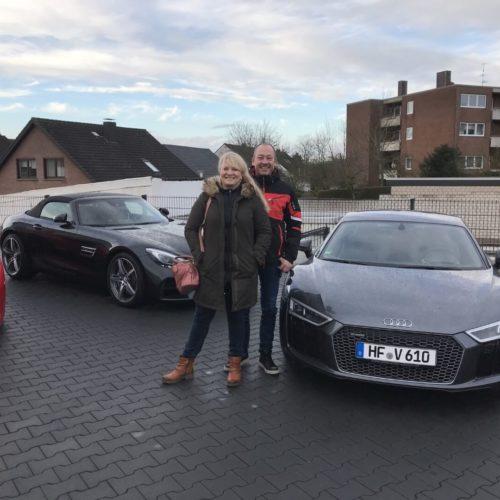 Cornelia Staas und Dirk Drögemeier